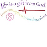 Life is a Gift from God!