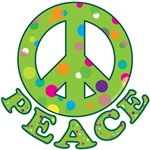 Polka Dots Peace