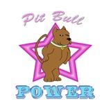 Pit Bull Power (Girls)