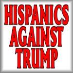 Hispanics against Trump