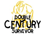 Double century survivor