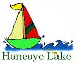 Honeoye Lake sailing