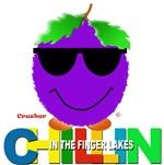 Crusher loves chillin'