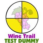 Wine Trail Test Dummy
