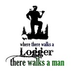Where There Walks a Logger