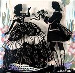 Colonial Rococo Flirt