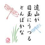 Japanese Haiku Dragonfly