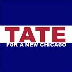 Tate Campaign Gear