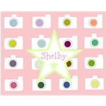 Personalize it! Biti Starlet-cotton candy