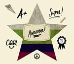 School Days Stickers-Awsome