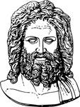 Greek Sky God Zeus