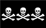 Christopher Condent's Pirate Flag