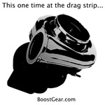 This one time at the drag strip...