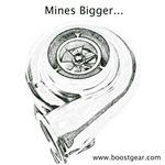 Mines Bigger (Turbo Shirts)