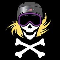 Lil' Snowboarder Skully