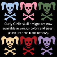 <b>The Curly Girlie Skull Store!</b><br>Colors!!