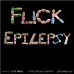 Fuck Epilepsy Dark Shirts