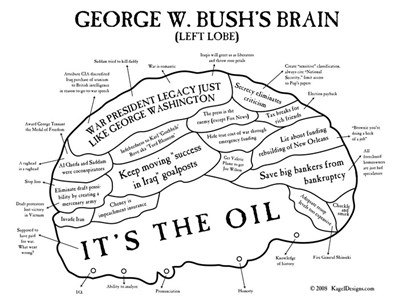 George W. Bush's Brain