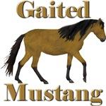 Gaited Mustang