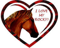 I LOVE My Rocky!