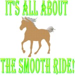 MH About the SMOOTH Ride!