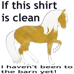 If This Shirt Is Clean