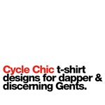 Cycle Chic t-shirts for Gents