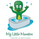 My Little Monster — Lagoony