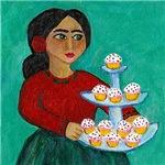 Frida and Cupcakes