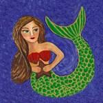 Mermaid and Starfish