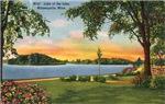 Lake of the Isles, Minneapolis, 1938