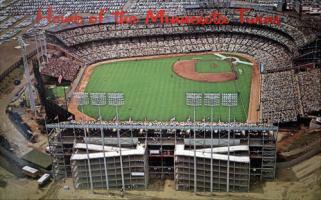 Metropolitan Stadium, 1960's