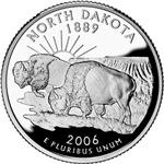 North Dakota Quarter