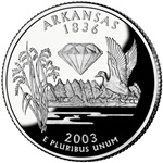 Arkansas Quarter