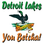Detroit Lakes 'You Betcha' Loon Shop