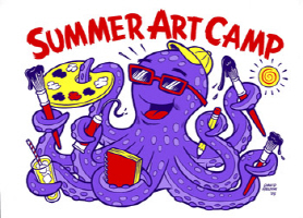 Octopus Art Camp