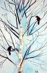 Lucky Blackbirds
