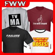 Funny, Crude & Humor Slogan T-shirts & Gifts