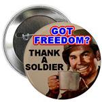 Got Freedom? Thank A Soldier