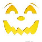 Happy Pumpkin Face T-shirts & Gifts