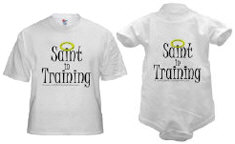 Saint in Training for Kids