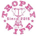 Trophy Wife Since 2015
