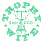 Trophy Wife Since 2001