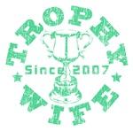 Trophy Wife Since 2007