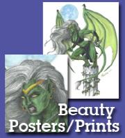 Beauties Posters & Prints