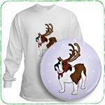 HOLIDAY BULLDOG T-Shirts and Gifts