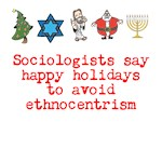 Sociologists Say Happy Holidays
