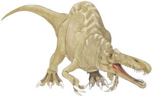 Suchomimus Dinosaur Design