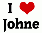 I Love Johne