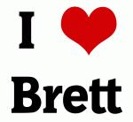 I Love Brett